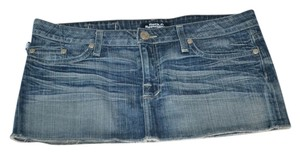 Rock & Republic Rock&republic Summer Fun Flirty Designer Girly Universal Goes With Anything Skirt Jean