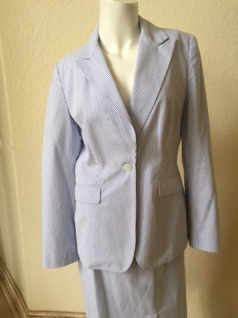 Ann Taylor Anny Taylor Skirt Suit Image 3