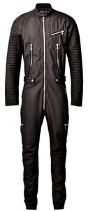 Balmain x H&M Hm Mens Quilted Overall S Small Pants