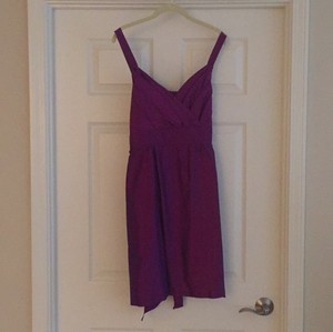 Lynn Lugo Purple Dress