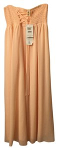 Peach Maxi Dress by Free People