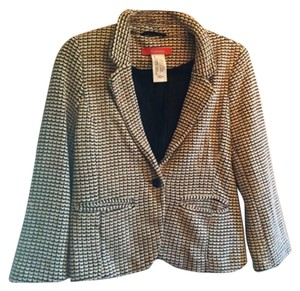 Anthropologie Ivory Blazer