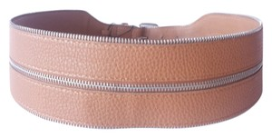 BCBGMAXAZRIA Medium Wide Brown Belt