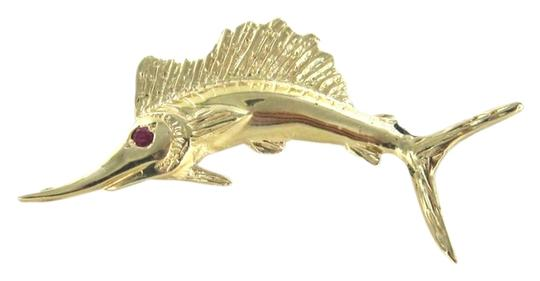 Preload https://img-static.tradesy.com/item/877565/gold-14kt-karat-yellow-pendant-marlin-fish-fine-fishing-swordfish-charm-0-0-540-540.jpg