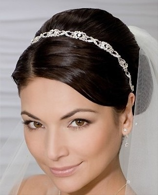 Bel aire bridal headband 981 on sale 33 off bridal for Bel aire bridal jewelry
