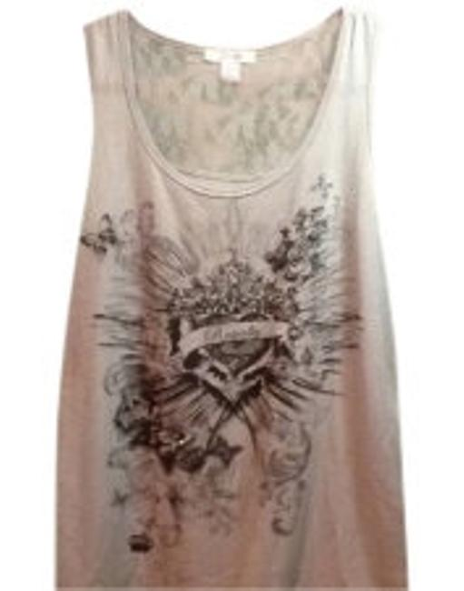 Preload https://img-static.tradesy.com/item/8776/grey-lace-and-crystal-tank-tee-shirt-size-12-l-0-0-650-650.jpg