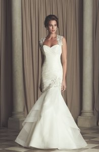 Paloma Blanca Paloma Blanca Bliss Monique Lhuillier Sweetheart Mermaid Wedding Dress Wedding Dress