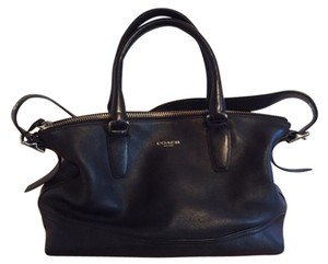 Coach Purse Purse Satchel in Black