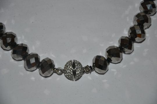 Kenneth Jay Lane NEW GORGEOUS KENNETH JAY LANE FACETED BEAD NECKLACE $175 Image 2