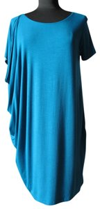 Other short dress Turquoise Resort Collection Vacation Beach Summer on Tradesy