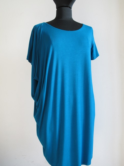 Other short dress Turquoise Resort Collection Vacation Beach Summer on Tradesy Image 1