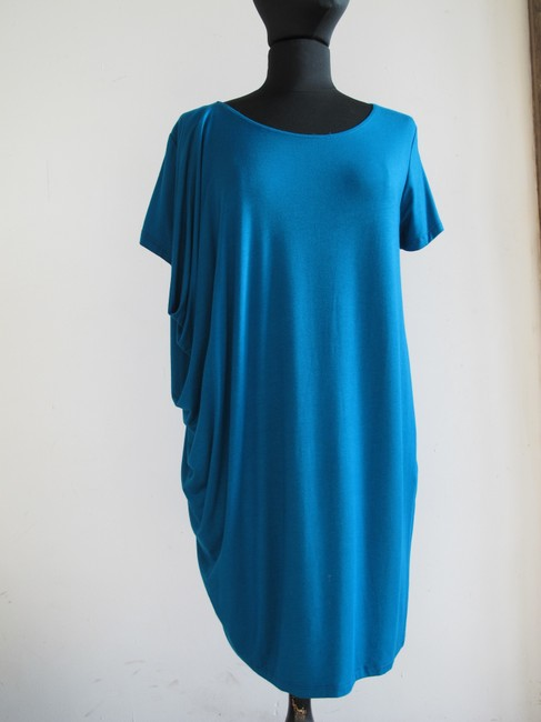 Other short dress Turquoise Resort Collection Vacation Beach Summer on Tradesy Image 2