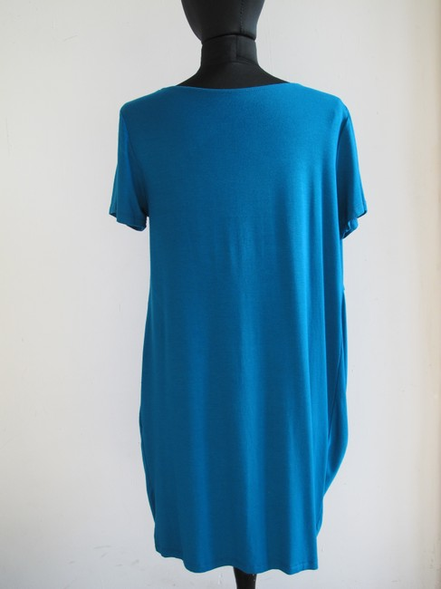 Other short dress Turquoise Resort Collection Vacation Beach Summer on Tradesy Image 3