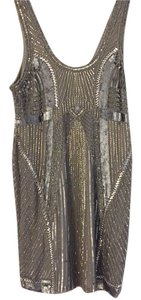 Parker Beaded Deco Mini Dress