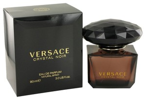 Versace Crystal Noir Womens 3 oz 90 ml Eau De Parfum Spray
