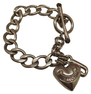 Juicy Couture Silver Chain Link
