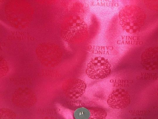 Vince Camuto Brown Clutch Image 4