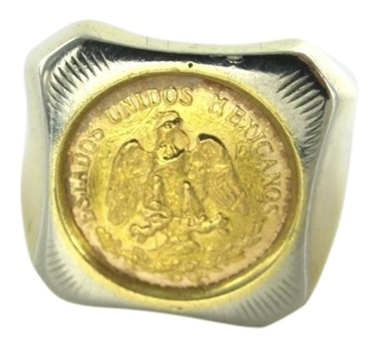 Preload https://item4.tradesy.com/images/gold-18kt-yellow-solid-coin-sz75-dos-pesos-estados-unidos-mexicanos-22kt-ring-878298-0-0.jpg?width=440&height=440