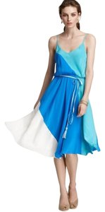 Yumi Kim Party Elegant Classy Silk Belted Dress