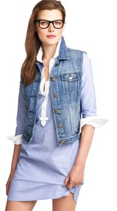 J.Crew Denim Casual Comfortable Vest