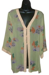 Citron Asian Boho Tunic