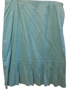 Doncaster Skirt Turquoise