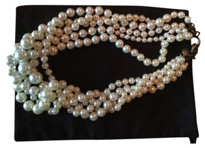 J.Crew J,Crew,Twisted,Pearl,Necklace