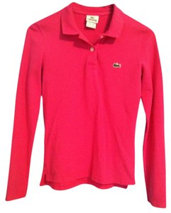 Lacoste Prep Preppy Classic Polo Long Sleeve Longsleeve Sweater