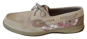 Sperry Topsiders Topsiders White Flats
