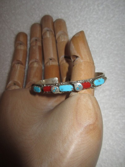 10 Kitchen And Home Decor Items Every 20 Something Needs: Effie Calavaza Zuni Indian Sterling Silver & Turquoise