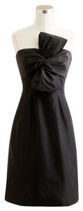 J.Crew Bridesmaids Silk Taffeta Dress