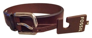 Fossil FOSSIL LEATHER BELT