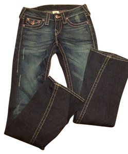 True Religion Disco Joey Flare Leg Jeans