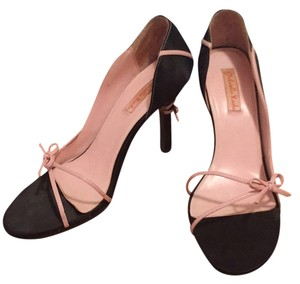 Gabriella Rocha Black and pink Pumps