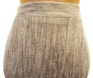 Nanette Lepore Skirt Gray-Multi