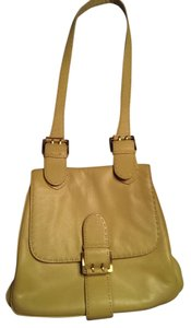 Donald J. Pliner Leather New Shoulder Hobo Bag
