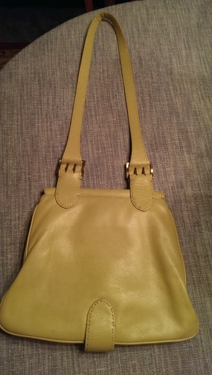 Donald J. Pliner Leather New Shoulder Hobo Bag Image 2