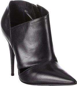 Narciso Rodriguez Leather Black Boots