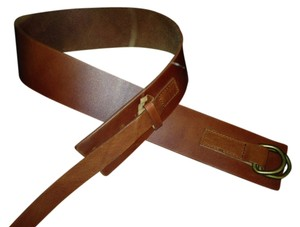 Gap Thick Brown Leather Belt