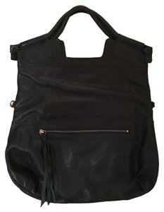 Foley + Corinna Leather Shoulder Bag