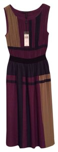 BCBGMAXAZRIA Colorblock Arleney Dress