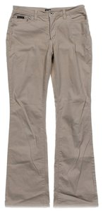 Dolce&Gabbana Boot Cut Pants Beige