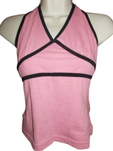 IZ Byer California Pink Halter Top