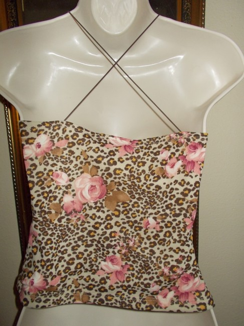 Ambiance Top Multi/animal print