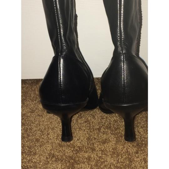 Kenneth Cole Reaction Blac Boots Image 2