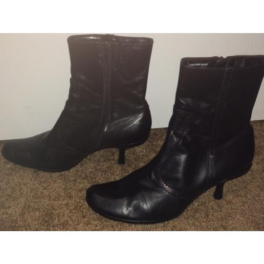 Kenneth Cole Reaction Blac Boots Image 3