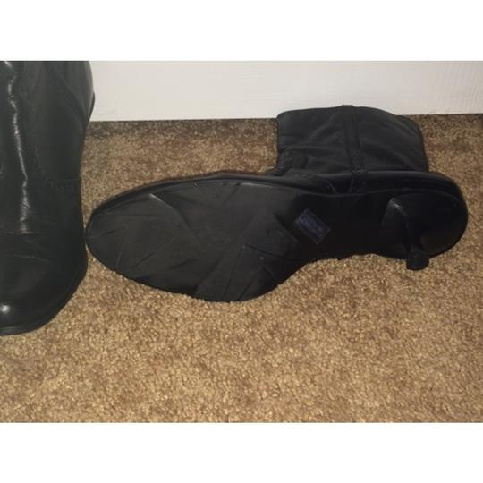 Kenneth Cole Reaction Blac Boots Image 4