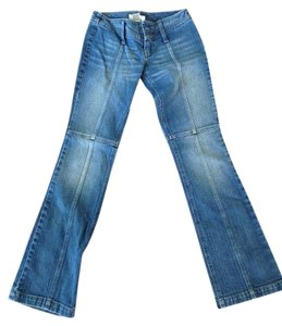 A|X Armani Exchange Boot Cut Pants Jean