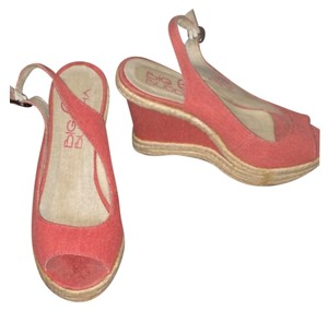 Big Buddha Red Sandals