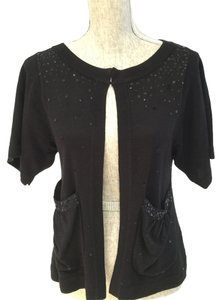 French Connection Sequined Dressy Sequined Sweaters Cardigan